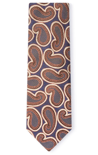 RAY BROWN PAISLEY TIE