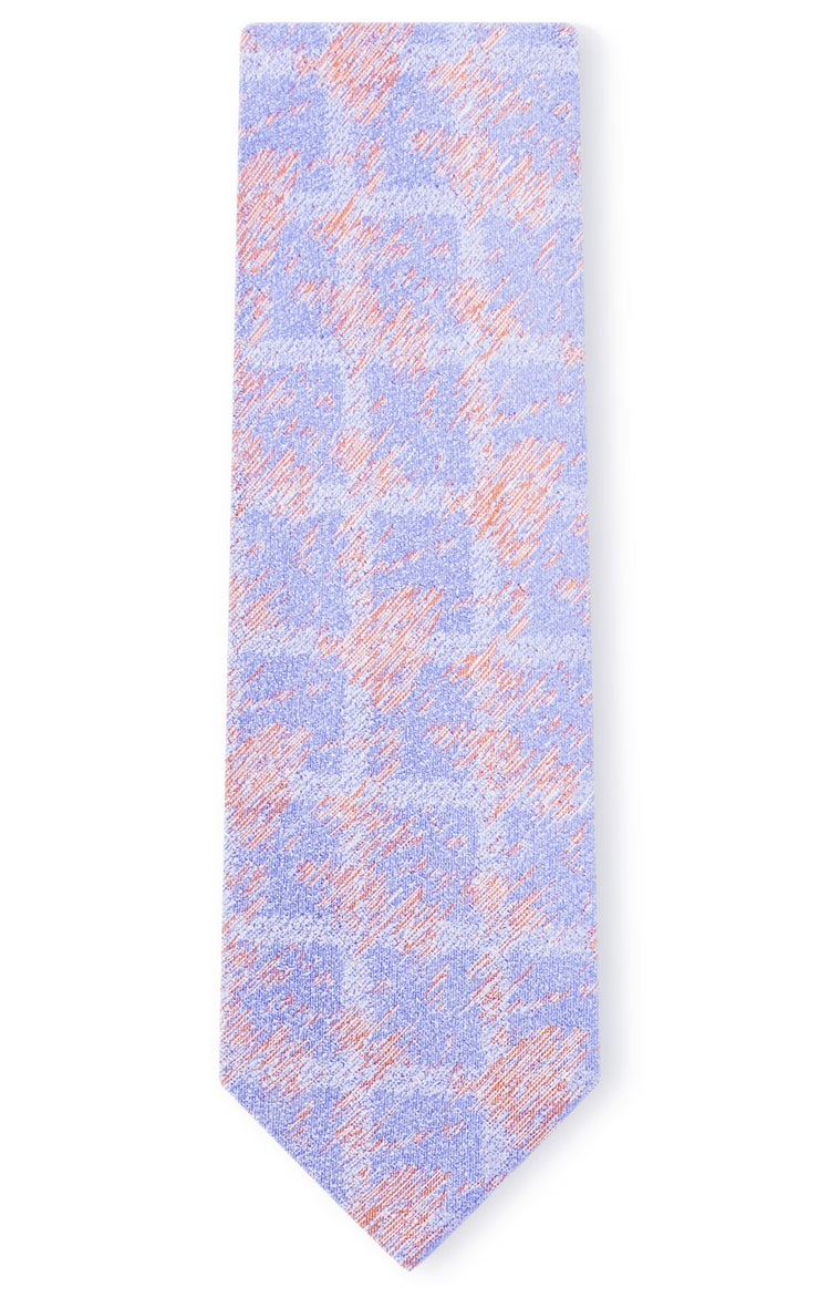 ANTHONY PURPLE GEO TIE