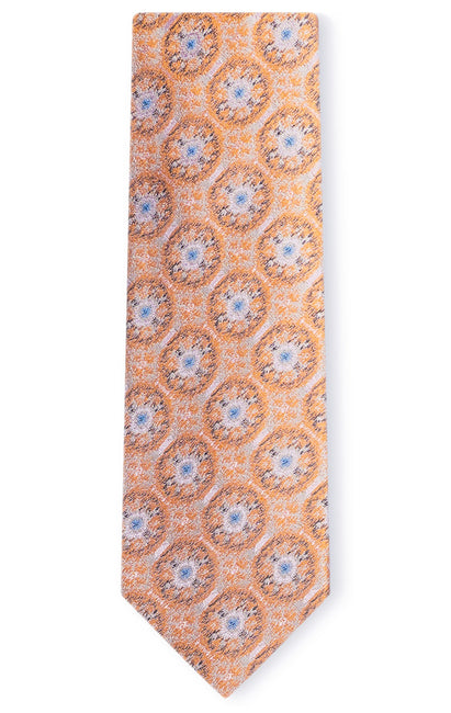 THOMAS ORANGE GEO TIE