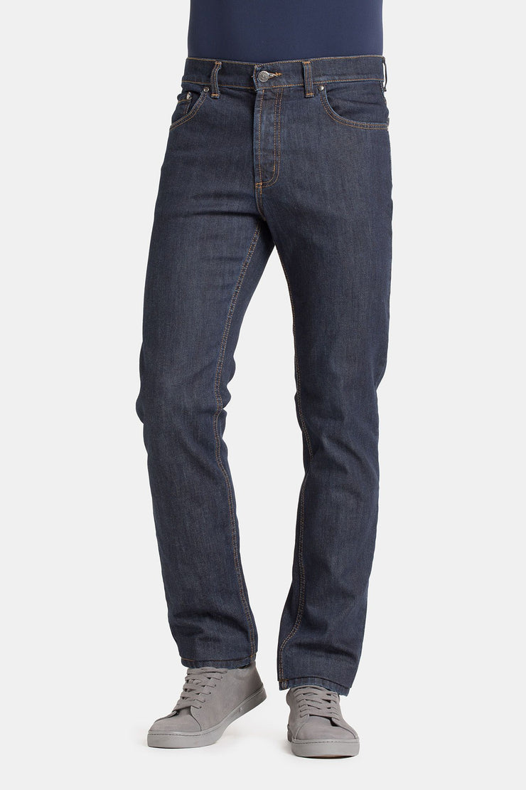 DARK BLUE WASH SPINTEC DENIM - 700