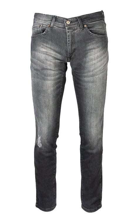 CARRERA BLACK STONE WASH SLIM FIT STRETCH DENIM