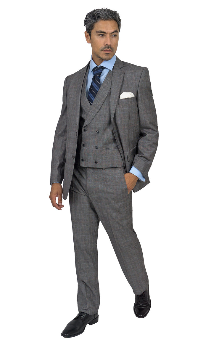 CONRAD GREY TAILORED FIT 3 PC SUIT