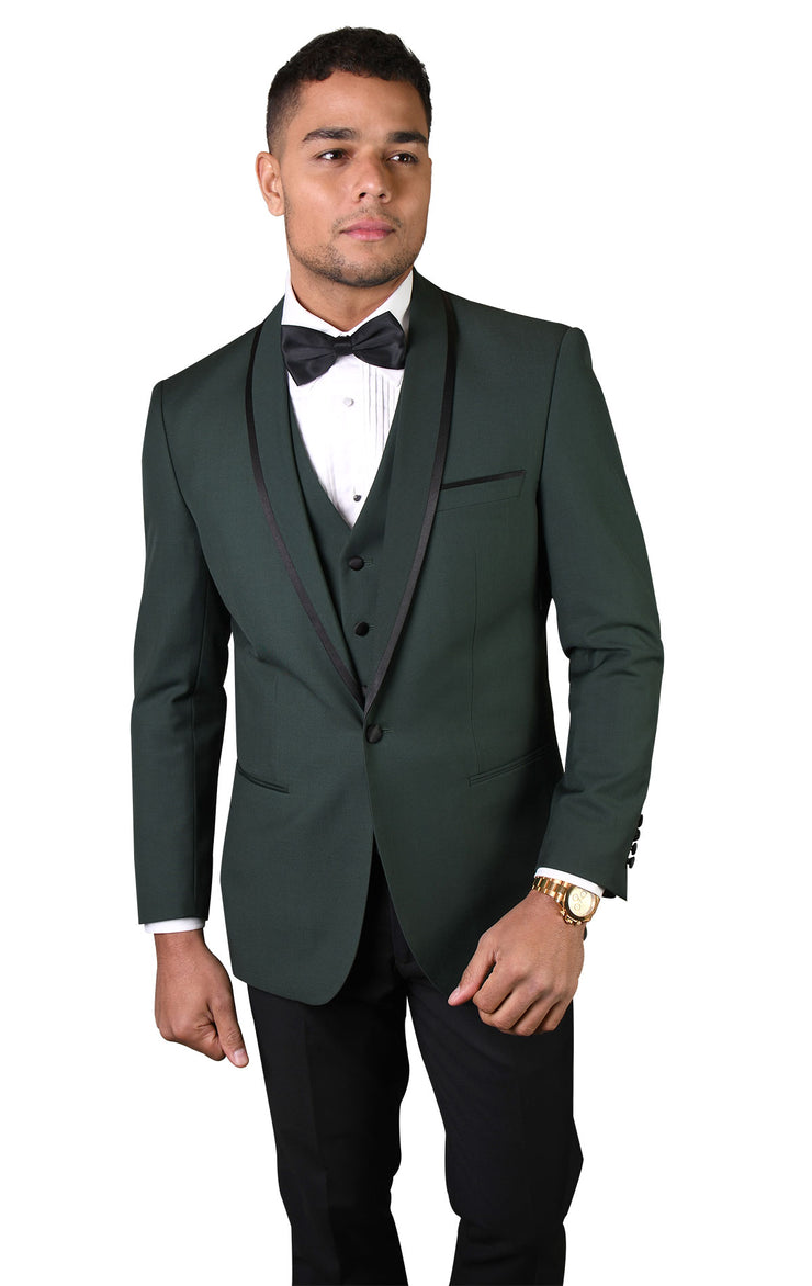 JOEL HUNTER TAILORED FIT TUXEDO