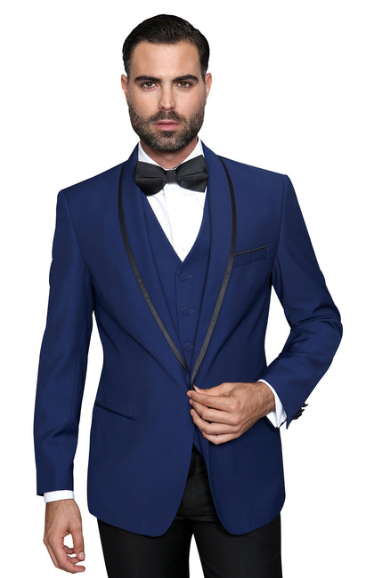 JUDSON SAPPHIRE TAILORED FIT TUXEDO