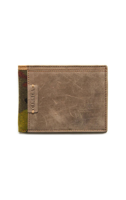 ARMY GREEN BIFOLD WALLET