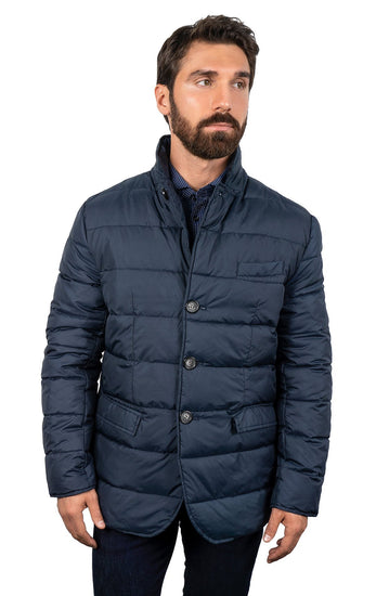 LARES DARK BLUE JACKET
