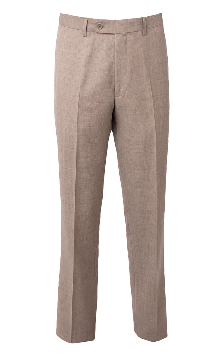 FERNANDO TAUPE FF MODERN FIT PANT