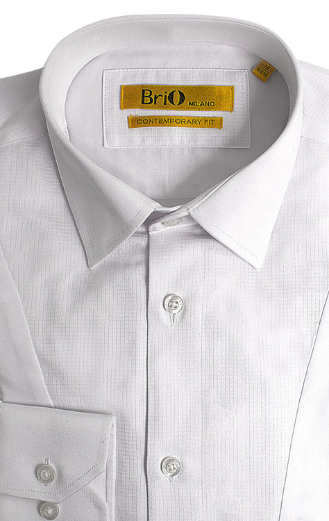 WATSON WHITE DRESS SHIRT