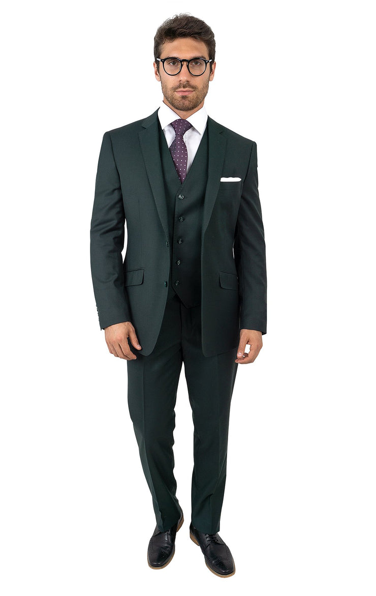 RAYNER HUNTER TAILORED FIT 3 PC SUIT