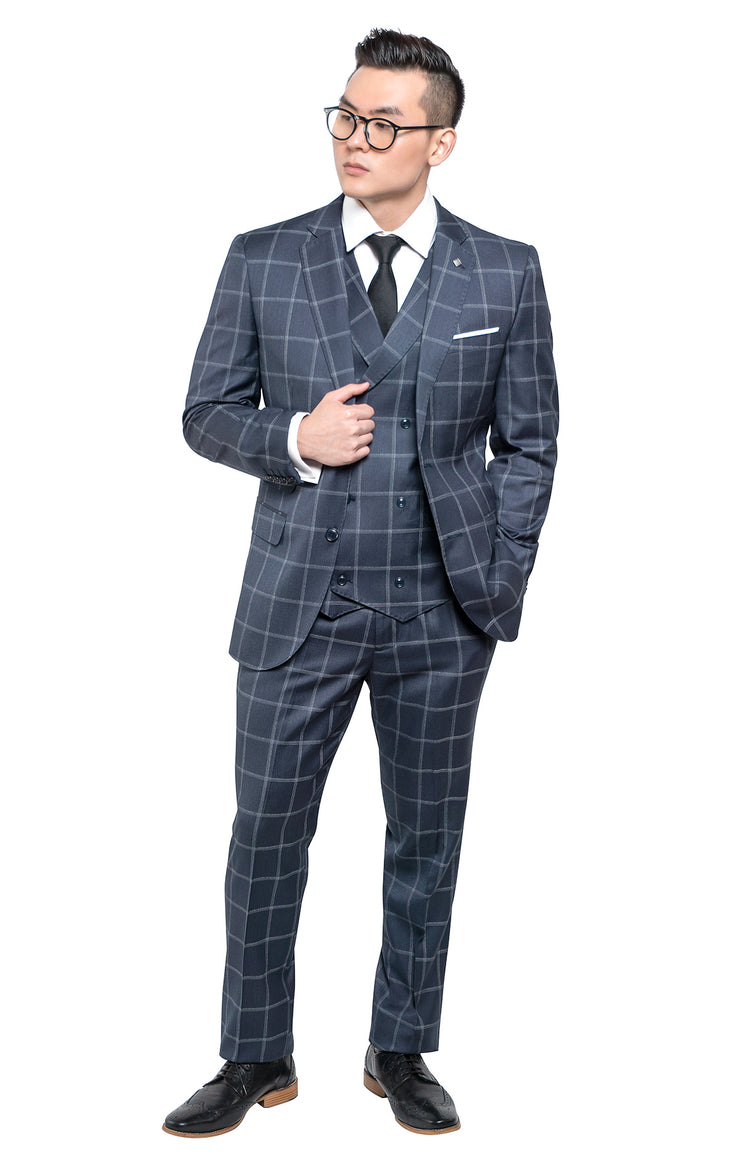 MANCHESTER CHARCOAL STATEMENT SUIT