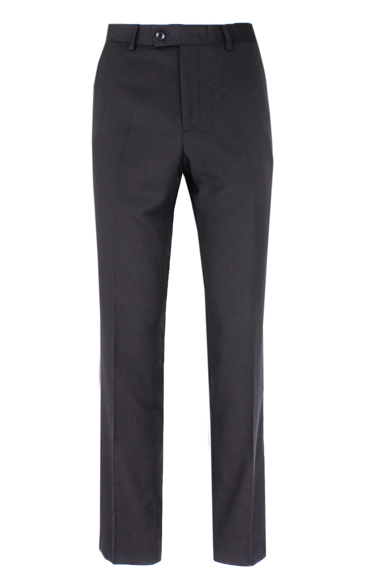 LONDON BLACK SLIM FIT PANT