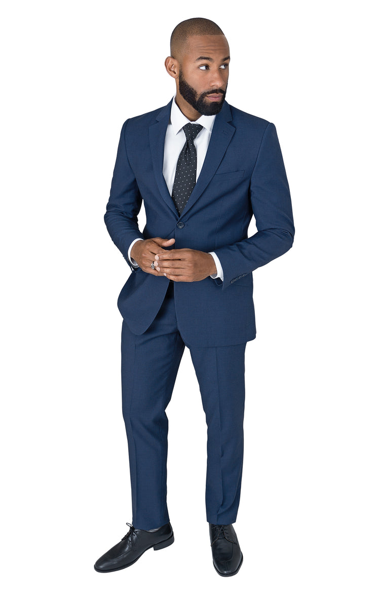 SOHO NAVY SLIM FIT SUIT