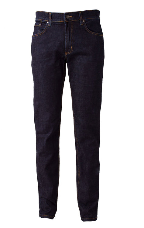 WARD DARK BLUE REGULAR FIT DENIM