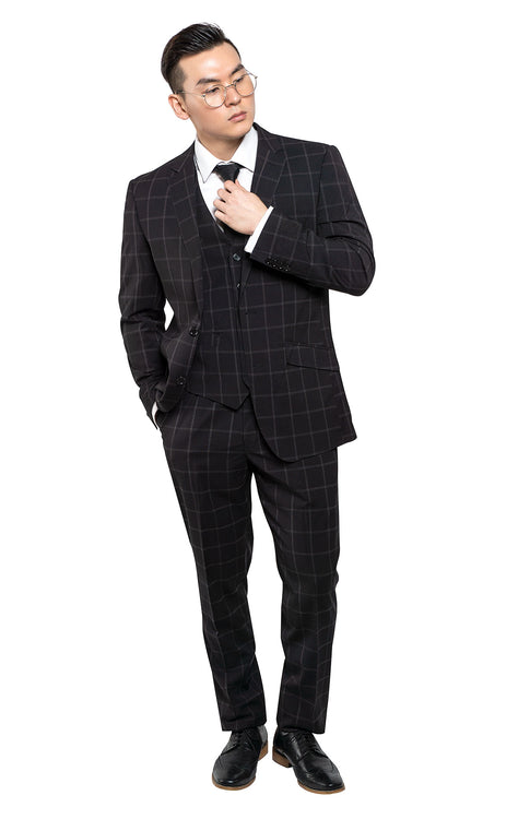 LEO BLACK STATEMENT SUIT