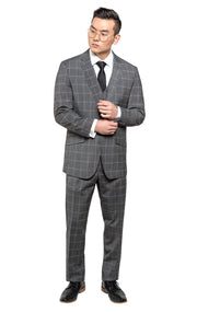 EDRIS GREY STATEMENT SUIT