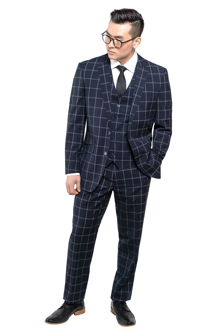 LEO NAVY STATEMENT SUIT