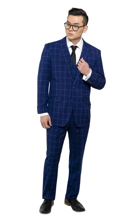 EDRIS SAPHIRE STATEMENT SUIT