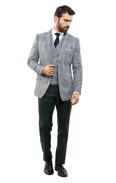 CONRAD HUNTER MODERN FIT 3 PC SUIT