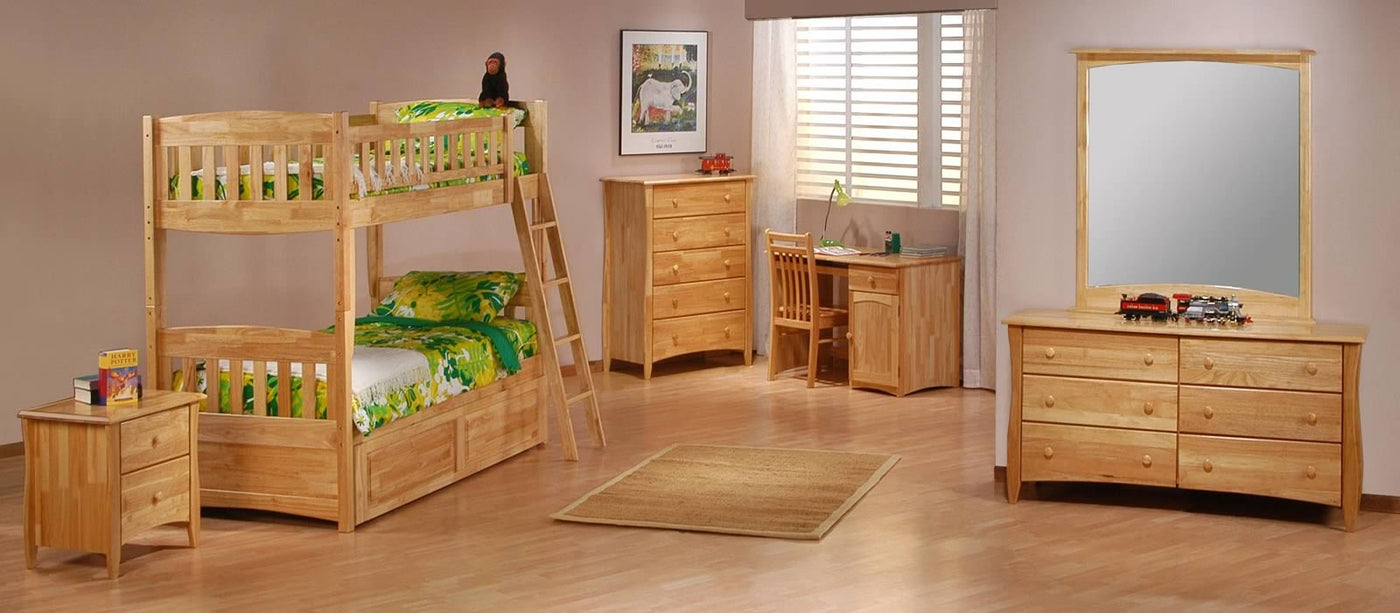 Picture of: Bunks And Beds Kids Bedroom Furniture Furniture Stores Milwaukee