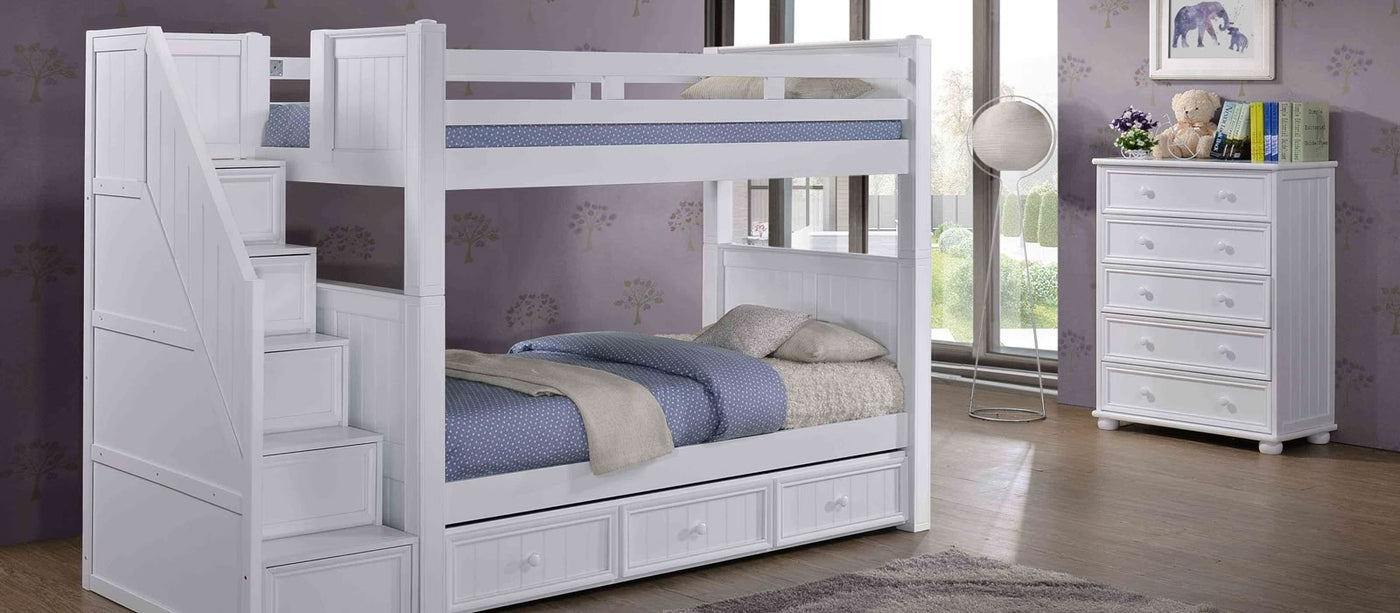 Bunks and Beds: Kids Bedroom Furniture: Furniture Stores ...