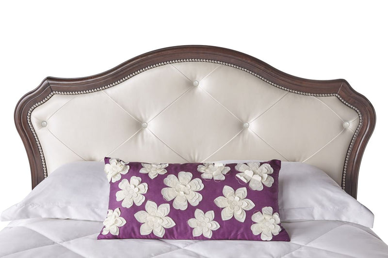 Allison bed upholstered headboard