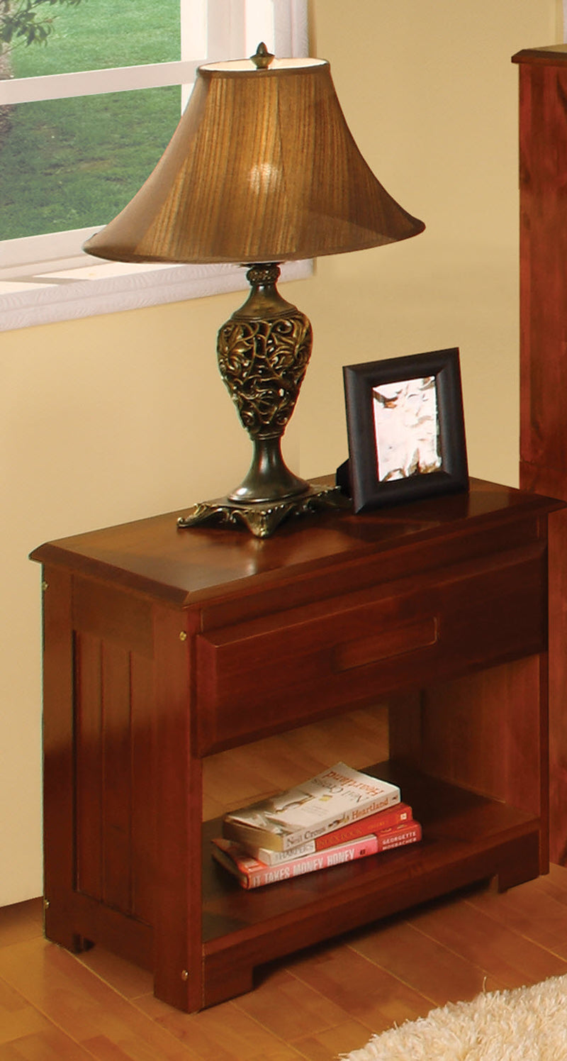 Nightstand in Brown