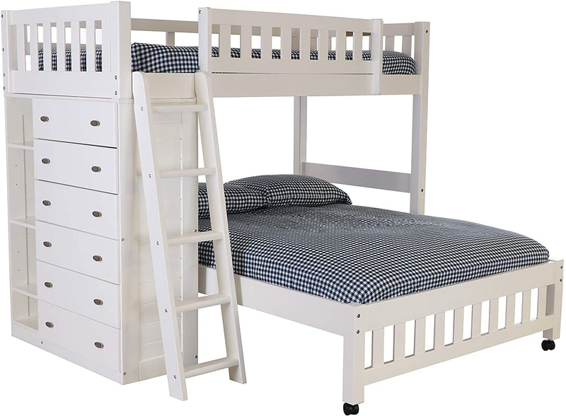 DS Twin/Full Loft Bed