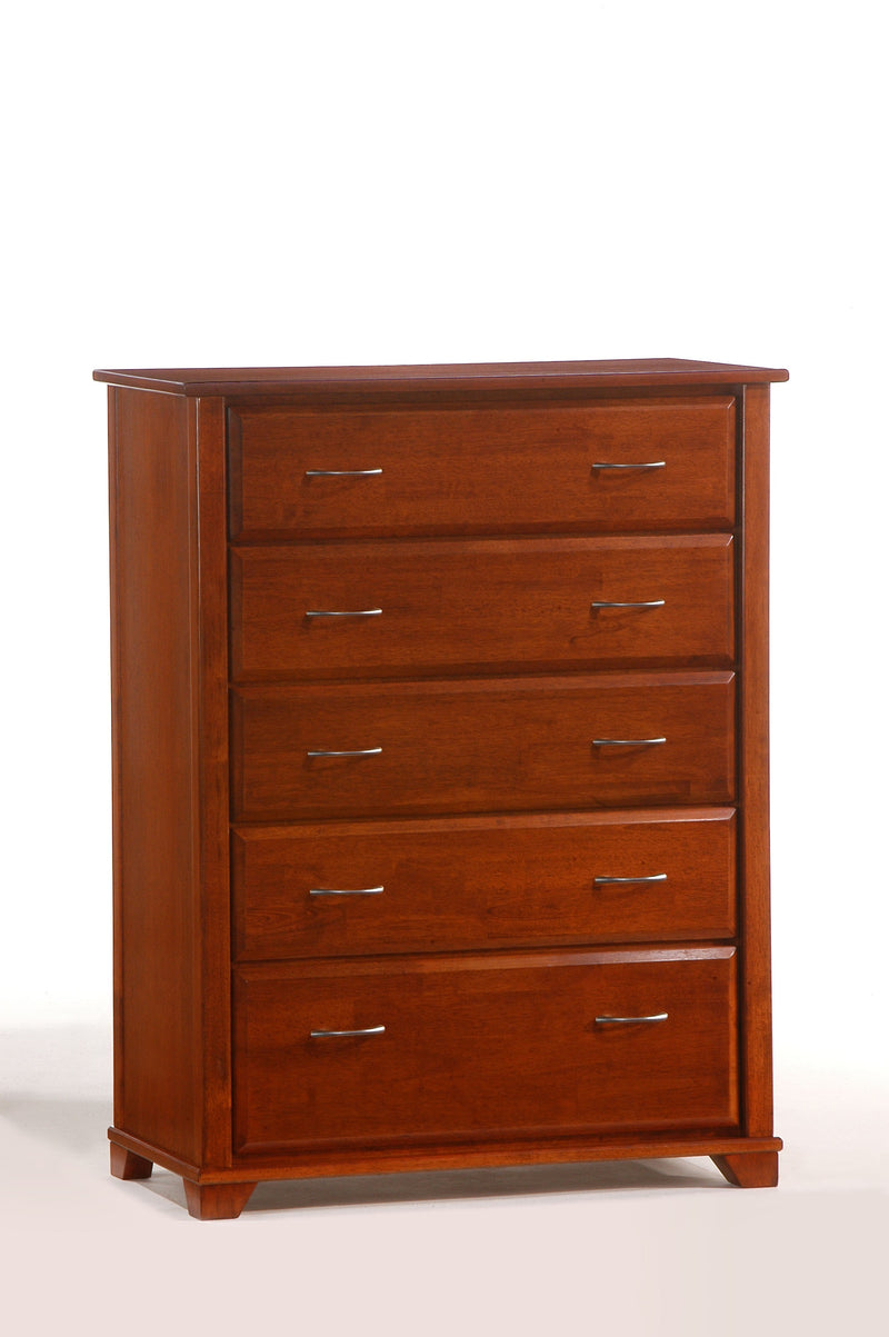 5 Drawer Chest in Cherry