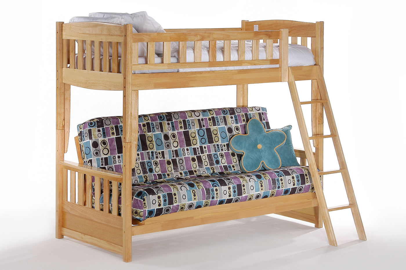 Ddna Futon Bunk Bed Bunks And Beds