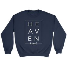 "Load image into Gallery viewer, ""HEAVEN BOUND""- Sweatshirt, Tee-shirts, Racerback Tank, Hoodie - Adoration Apparel 