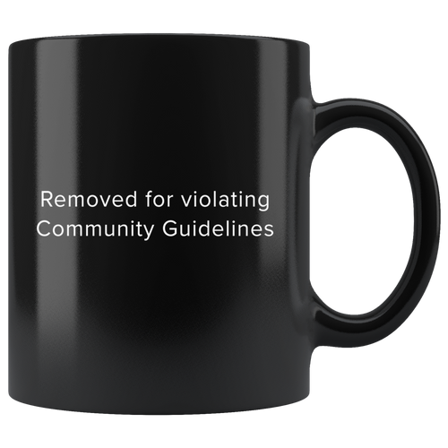 Community Guidelines Mug