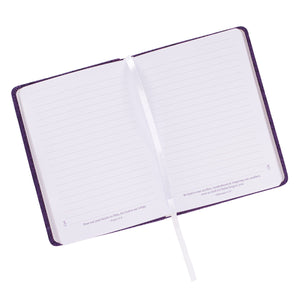 LuxLeather I Can Do All This Handy-sized Journal- Philippians 4:13 - Adoration Apparel | Christian Shirts, Hats, for Women, Men and Toddlers