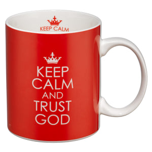 Keep Calm and Trust God - Adoration Apparel | Christian Shirts, Hats, for Women, Men and Toddlers