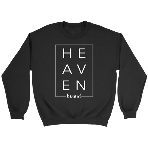 "Limited Edition - ""HEAVEN BOUND"" - Adoration Apparel 