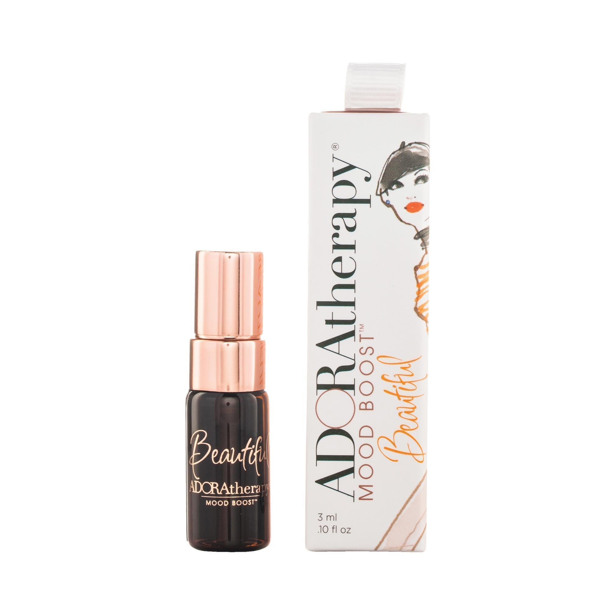 Fragrance 3 ml ADORAtherapy Beautiful Gal on the Go Mood Boost