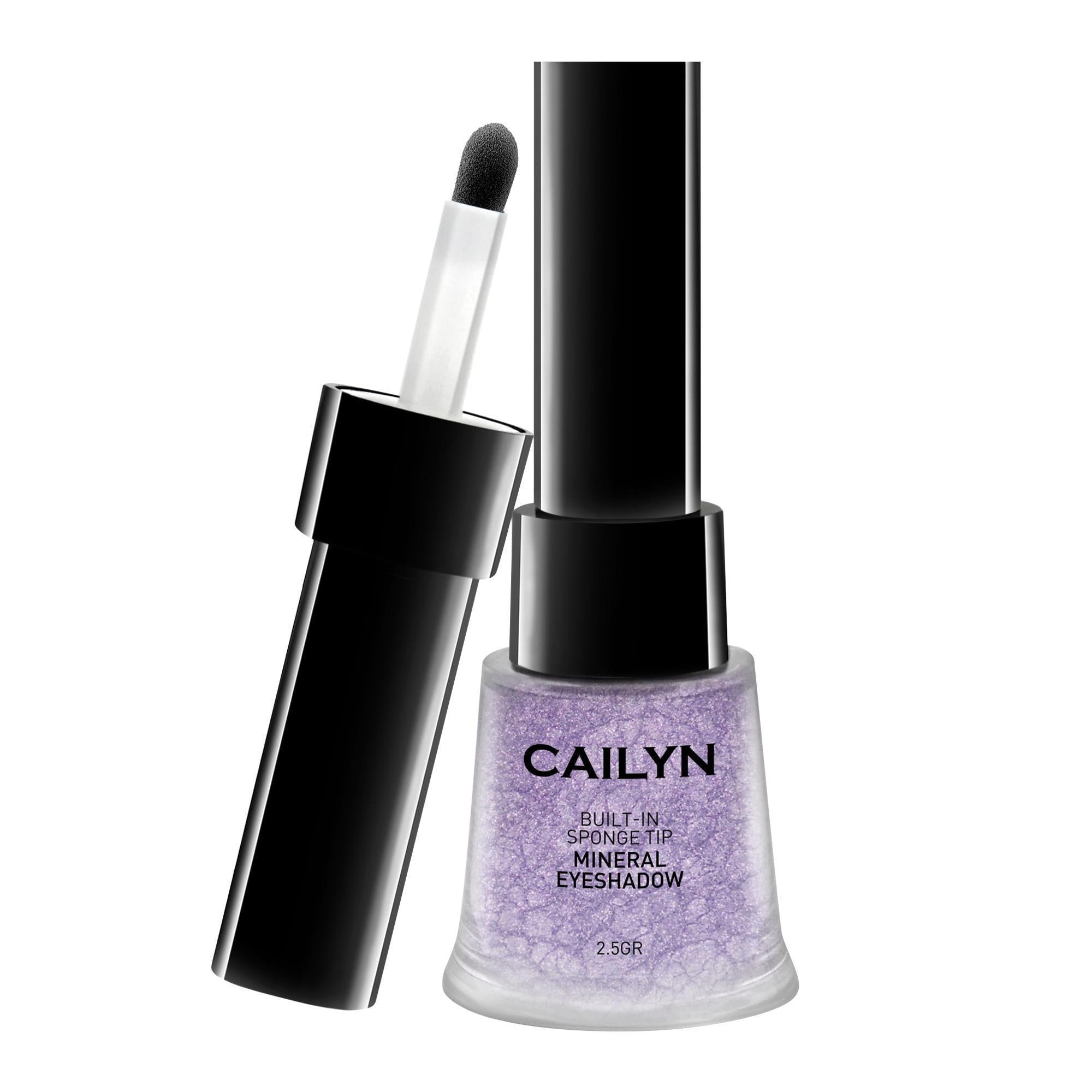 Makeup, Skin & Personal Care Star Purple Cailyn Mineral Eye Polish / Built-In Sponge Tip