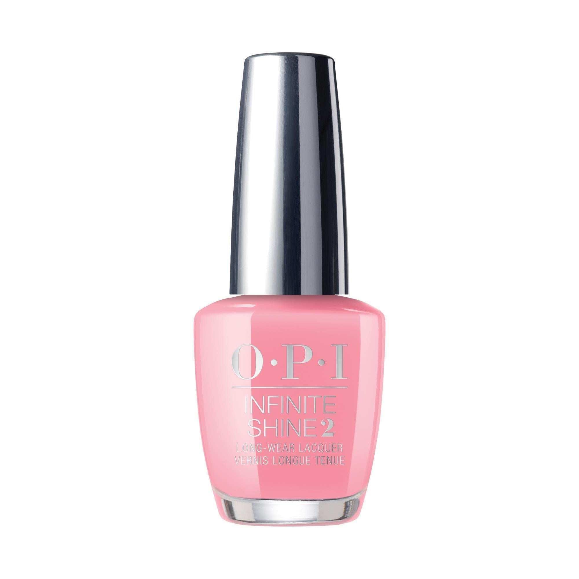 Nail Lacquer & Polish Pink Ladies Rule the School OPI Grease Collection/Infinite Shine