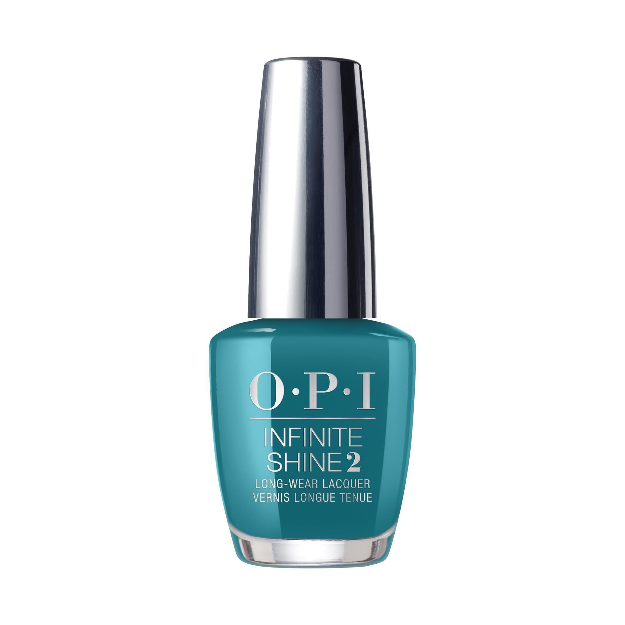Nail Lacquer & Polish Teal Me More, Teal Me More OPI Grease Collection/Infinite Shine