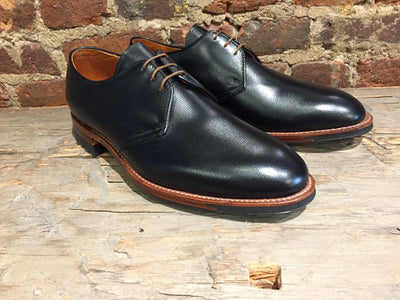 Alden Alpine Grain Plain Toe with Commando Sole