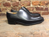 Barker Armstrong Wholecut in Black Calf