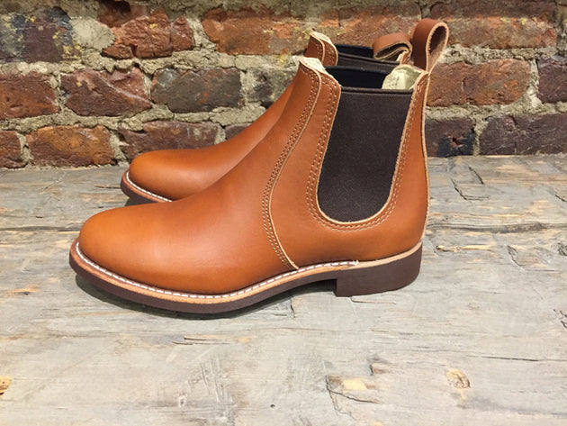 RED WING HERITAGE WOMEN'S CHELSEA IN TAN