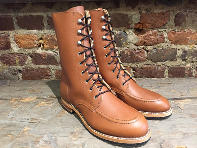 RED WING HERITAGE GRACIE LACE BOOT