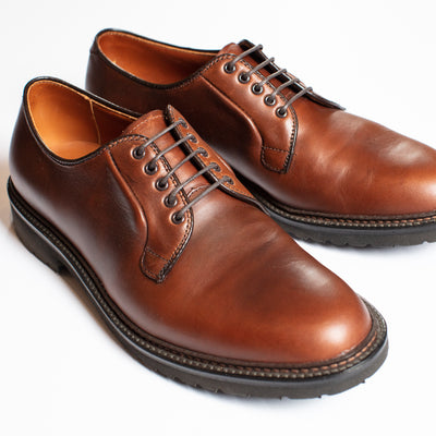 Alden Brown Plain Toe Cape Cod Collection