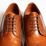 Alden Long Wing in Burnished Tan Calfskin