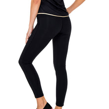 BARACOA - Gold Cut Out Legging