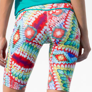 WILD HEART - Mixed Waistband Capri