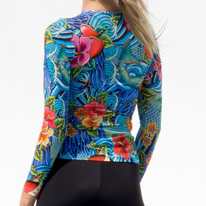 INKED BABE - Long Sleeve Inked Top