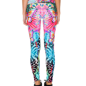 VIVA CUBA - Engineered Print Legging