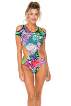 VIVA CUBA - Shortsleeve Body Suit • Multicolor