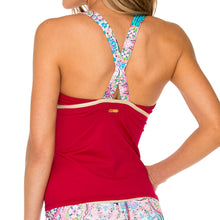 AZUCAR - Inner Top Cross Back Tank Top